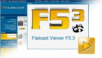 Flatcast Producer (Version F5.3) ohne Browser senden